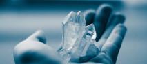 Quartz crystal medicine