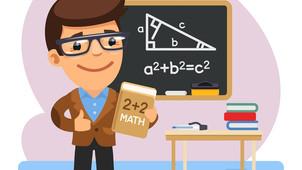 数学成绩的提高, 是让学生在学校获得自信的途径之一。