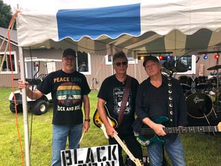 Black Robin Band