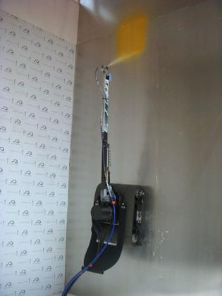 International Climbing Machines Sprayer