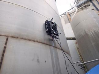 ICM Tank Inspection Robot