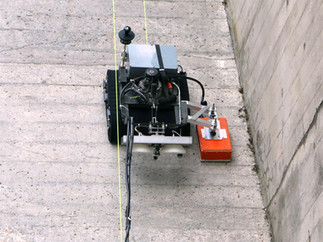 ICM Dam Inspection Robot