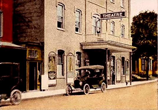 Sampson Theatre History