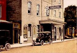 Sampson Theatre History