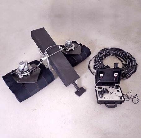 ICM Dual Climbing Robot