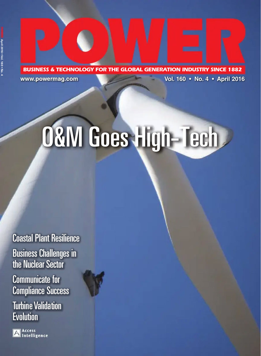 ICM Featured on Power Magazine Cover