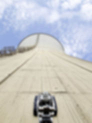 ICM Robot Climbing Nuclear Cooling Tower