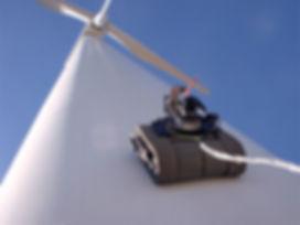 ICM Robot Climbing Windmill
