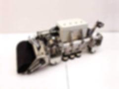 Boiler Tube Wall Climbing Robot - BTWC
