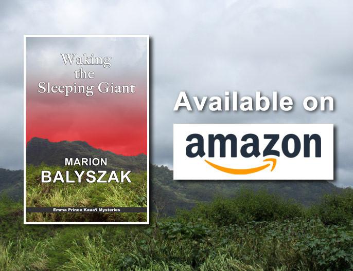 Waking the Sleeping Giant by Marion Balyszak