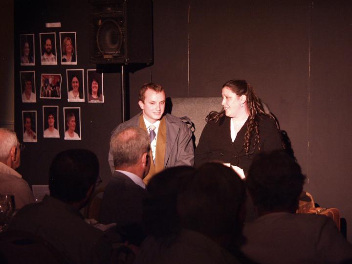 The Last Night of Ballyhoo 2007