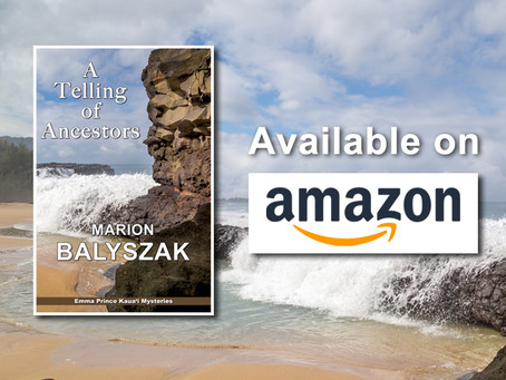A Telling of Ancestors Now Available