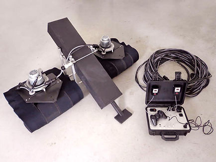 ICM Dual Climber Controls