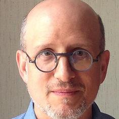 David Wolfson headshot cropped to square