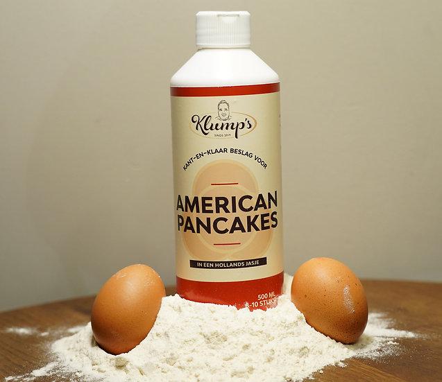 American Pancakes beslag
