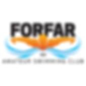 Forfar Amature Swim Club Logo