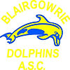Blairgowrie Dolphins Club Logo