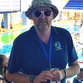 David Haid SASA Midland DIstrict Swimming & Championship Convener