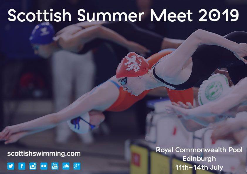 Scottish Summer Meet, Perth CIty Swim Club
