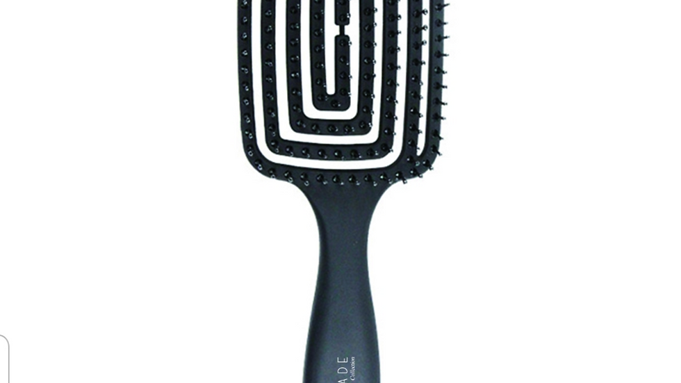 Queen Made Paddle Brush