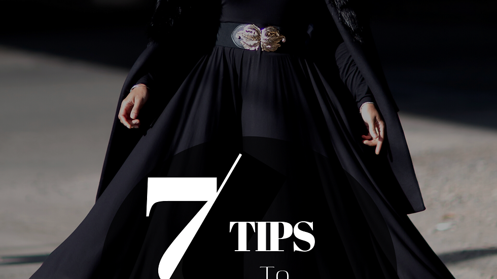 "7 Tips To Becoming a Stylist In Demand ""Ebook"""