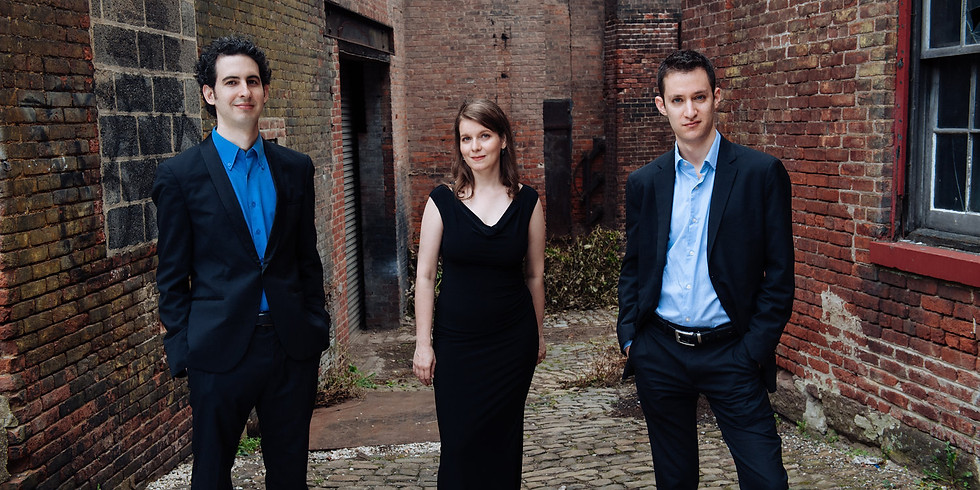 Lysander Piano Trio: Centerville Concert Association