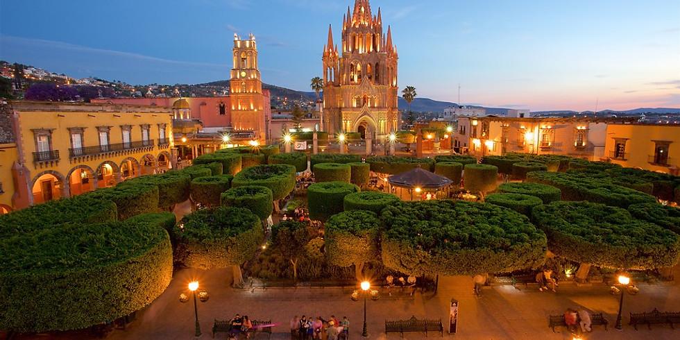 Pro Musica San Miguel de Allende Mexico
