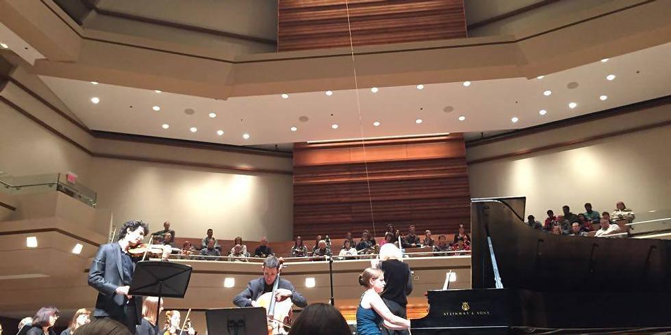 Greenwich Village Orchestra: Beethoven Triple Concerto