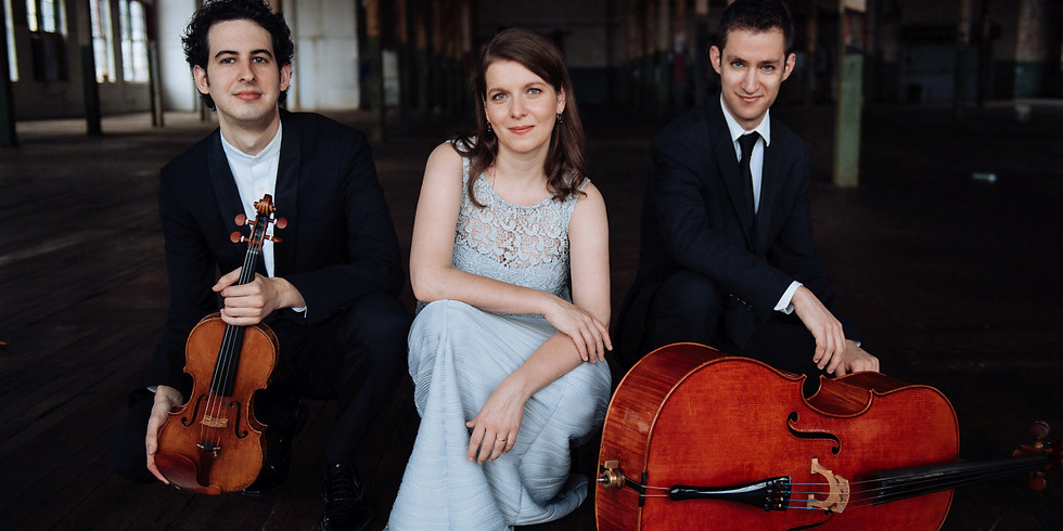 Lysander Piano Trio: Fergus Falls Concert Association