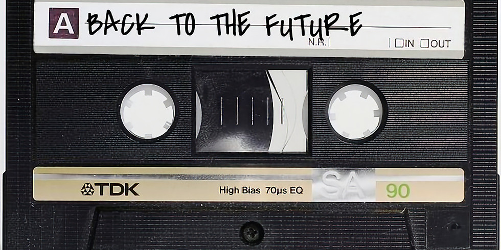 Project Music Heals Us: Mixtape #4 - Back to the Future