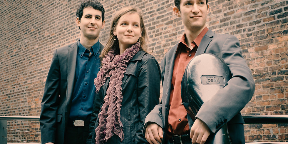 Lysander Piano Trio with University of Wyoming Symphony Orchestra