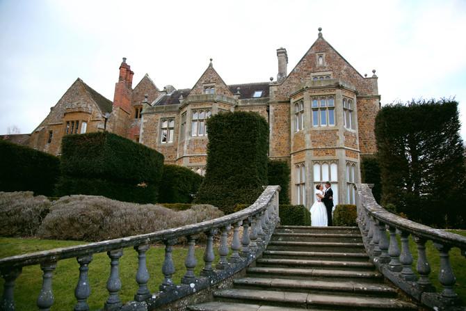 Afternoon Tea at Fawsley Hall