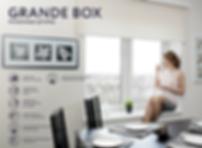 Рулонные шторы GRAND BOX 01
