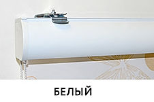 CLIC BOX Рулонные шторы белый