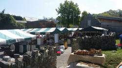 St Dogmaels' Tuesday market
