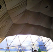 Insulationed domes