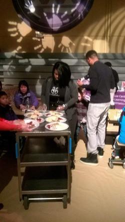 Volunteering at Journey House
