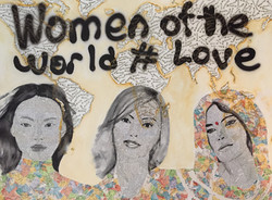 women of the world #Love