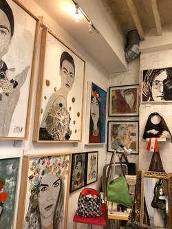 Permanent exhibit - Wynwood Shop