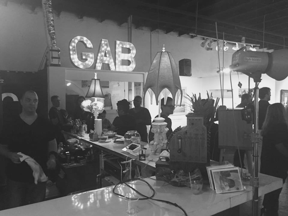 Opening of GAB STUDIO