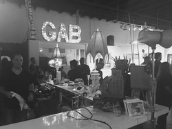 Opening of GAB STUDIO