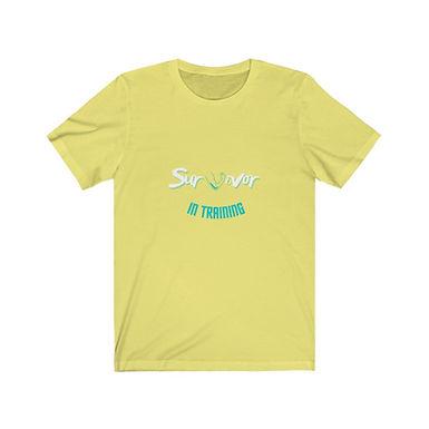 Unisex Jersey Short Sleeve Tee