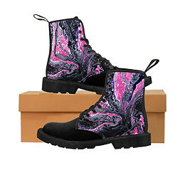 Copy of Women's Canvas Boots