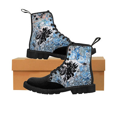 Women's Canvas Boots