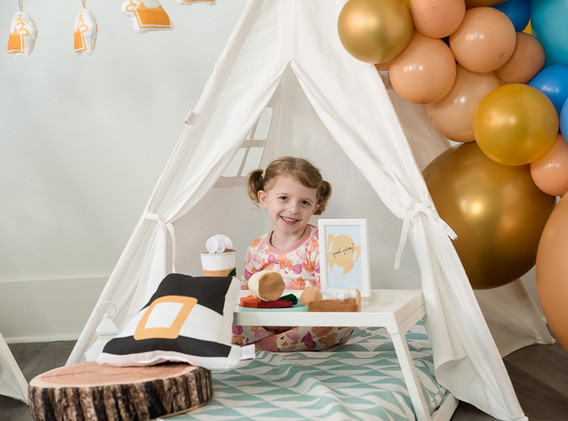 themed birthday party rentals