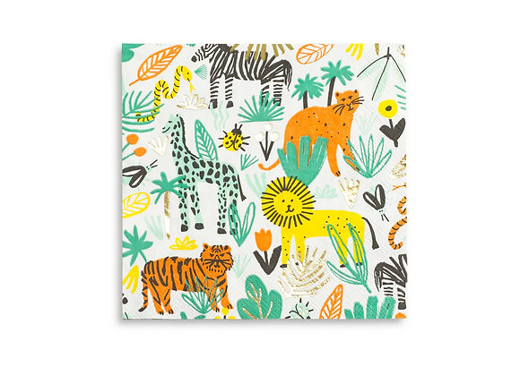 into the wild large napkins