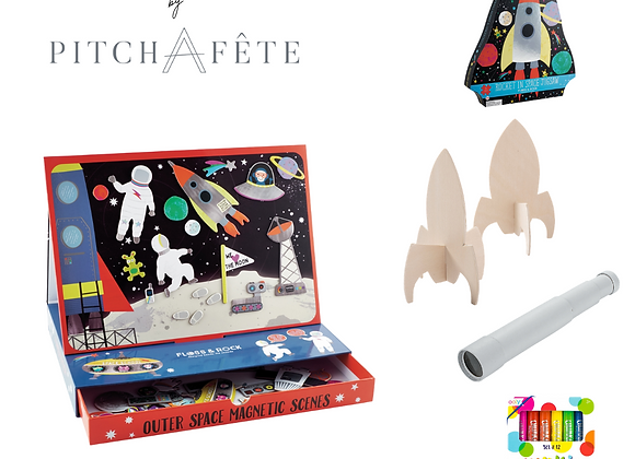ready.fete.play. box: space