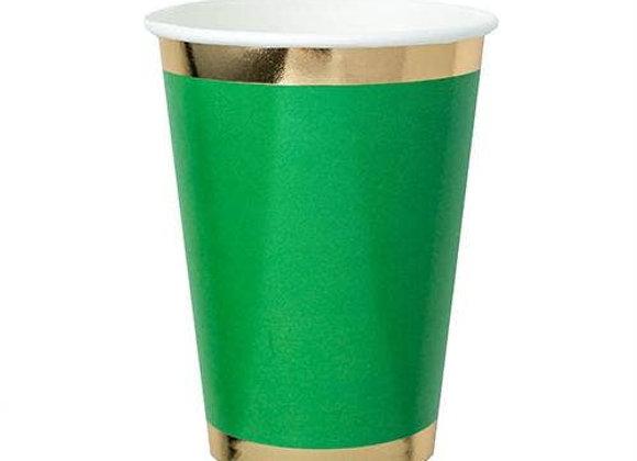 posh kale 12 oz cups