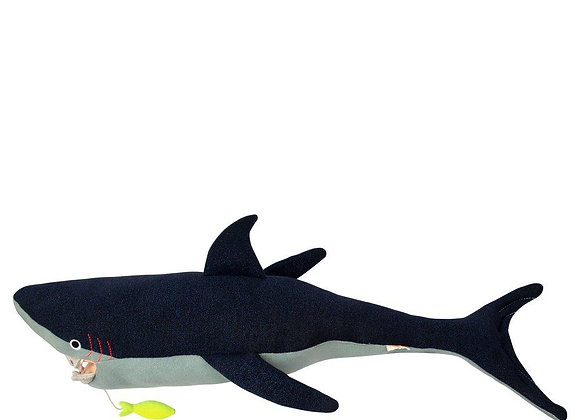 vinnie the shark large toy