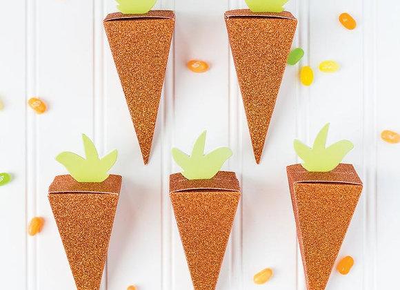 carrot favor boxes